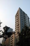 Good looking apartment building, Dhaka-Shantinagar