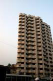 ...another rather nice looking apartment building, Dhaka-Shantinagar at Kakrail Road (Karnafully Garden Complex)