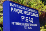 Parque Arqueologico Pisaq