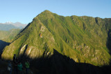 Arriving at Machu Picchu you beat the rush of day trippers from Cusco