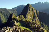 The Standard Machu Picchu shot from near the Hut of the Caretaker