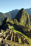 The best view of Machu Picchu