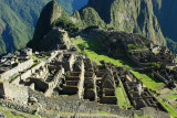 Ruins of Machu Picchu, rediscovered in 1911