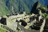 Construction of Machu Picchu began around 1460 AD