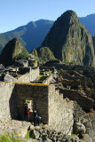 Main entrance, Machu Picchu