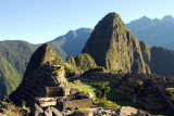 Machu Picchu was abandoned by the Inca after only 100 years