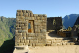 Some of the best Inca masonry can be found in the temples