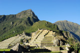 Central Plaza, Machu Picchu