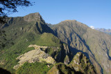 The climb of Wayna Picchu is very worthwhile