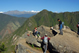 Summit of Wayna Picchu