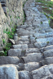 Steep stairs, Wayna Picchu