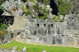 Central Plaza, Temple of the Three Windows, Machu Picchu
