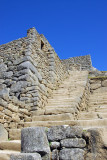 Staircase to the upper ruins