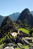 Machu Picchu from the upper gate