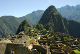 General view, Machu Picchu
