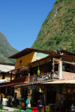 Main square, Aguas Calientes