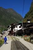 Railroad, Aguas Calientes