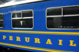 Peru Rail carriage