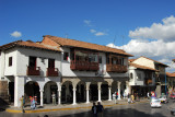 Portal de Belen, Plaza de Armas, Cusco