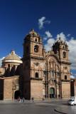 Iglesia La Compañia de Jesus, Cusco