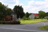 North Park Entrance