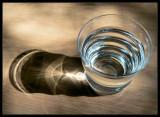 Gimmicks with glass