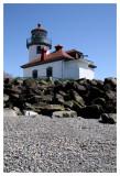 Alki Point Lighthouse, West Seattle