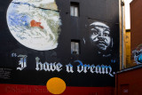 I have a dream  on building in Newtown