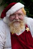 Aussie Santa Claus at Avalon Fair
