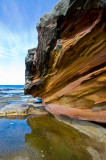 Sydney sandstone at Dee Why