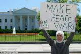 Protest against Israeli aggression in Lebanon