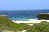 Beach on northeast  Aruba