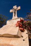 Cemetery, Guadalupe, Baja California