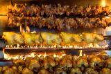 Rotisseried chicken