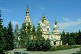 Almaty Cathedral, Kazakhstan