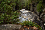 89 - Sturgeon River, Canyon Falls Area, L'Anse, Michigan