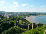 Views from the Castle Scarborough