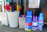 Buckets and Spades at Scarborough.
