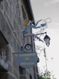 Locronan - zeepwinkel