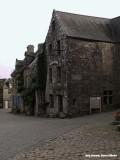 Locronan - dorpsplein
