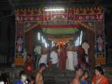 Sarvadhari samvatsara Mahanavami at Perumalkoil, kanchipuram