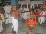 HH with Vidwans Sri. U.Ve. Varadachariar Swami Valayapettai Swami.JPG