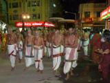 Divya pranda goshti during vijayadasami-swamy vedanchachar thirunakshtra purappadu.jpg