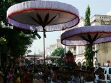 The grand MM Sattrumarai Purappadu withh 12 kudais2.JPG
