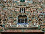 Gopuram bottom