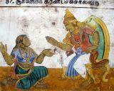 Mural-Shurpanakha Reporting to Karan.JPG