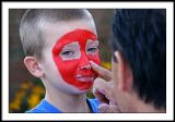 sep 16 face painting