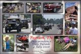 4th July PegramJuly 4