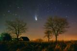 Hale Bopp in the Morning Sky