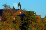 Harvest Moon & Monastery Tower